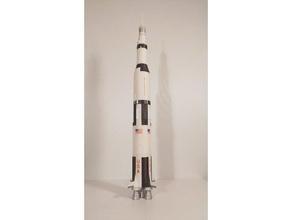saturn rocket mobile launcher lut tower crawler