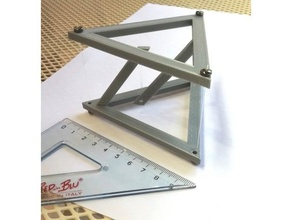 floating triangle antigravity antigravity anti gravity floating physics experiment suspension suspension structur tensegrity tensegrity structure triangle triangle shape
