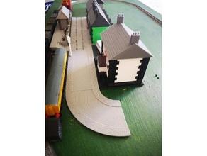 calibre carretera diarama calibre ferrocarril ferrocarril carretera
