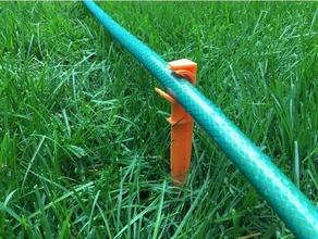 garden hose spike garden hose garden hose spike hose hose clamp hose holder hose spike