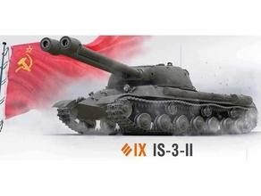 is-3-ii double barrel tank double barrel double barrel tank 3 2 3 ii is-3 is-3-2 is-3-ii is32 is3 2 soviet tank tank tanks tanks