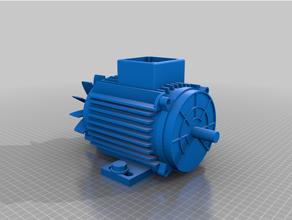 elektriksel motor diyorama elektriksel motor miniatura minyatür motor