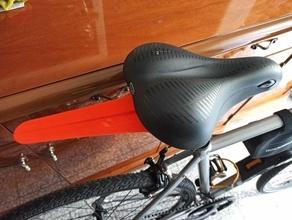saddle bike mudguard fender ass saver bicycle bicycle mount bike bike fender bike mount bike mudguard camera mount ebike fender fusion360 fusion 360 mudguard mudguards