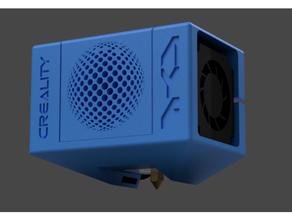 ayf cr-10 fan shroud 5015 4010 4010 blower 4010 fan 4010 radial blower 5015 fan duct creality creality ender 3 duct ender ender 3 fan duct fan shroud