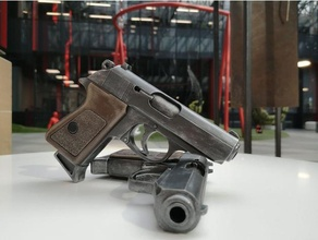 walther ppk fullscale replica gun guns replica toy walther walther ppk weapon