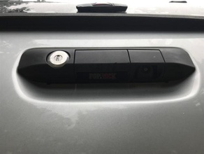 gen 2 toyota tacoma backup camera mount
