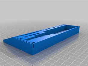 hex bits organizer hex bit hex bit holder hex bit organizer hex bit storage