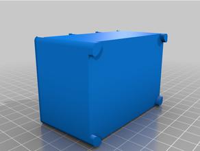 stanley 014725r organizer - medium 3 compartment bin lids - box remix organizer stanley stanley 014725r stanley bin stanley organizer