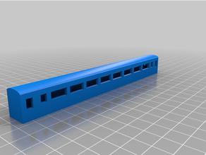 mk3 gauge coach 00 gauge coach farish fleischmann ho gauge model modelmaker ngauge gauge oo gauge peco scale model train trainset