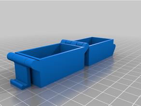 rishabh hebilla caja imprimible trozo personalizado