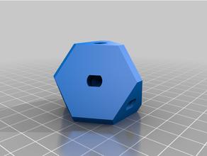 mgs cubo centro personalizzato