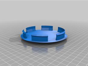 personalizzato centro cap copertina guaina ruota parametrico