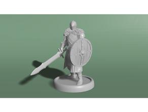jaques warlock 28mm dnd dnd miniature fighter knight miniature miniatures roleplaying roleplaying game warlock