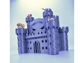 castle dedede - amiibo prop amiibo amiibos amiibo base amiibo stand kirby nintendo nintendo 3ds nintendo amiibo nintendo switch videogame videogames video game video games video game character