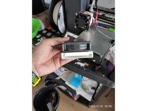 80mm fixed rear fan blower monoproce select mini 80mm 80mm fan fan duct monoprice select mini