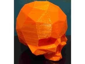poly skull art blender blender3d blender 3d bone cool decoration decorative design head  lowpoly poly poly skull