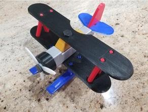 mare aereo modulare remixare aereo giocattolo giocattoli