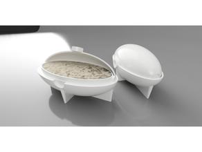 salt dispenser bowl box container dispenser ellipsoid malden salt pinch salt pokemon box roll salt salt bowl salt dispenser snuff box