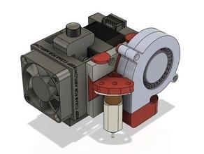 hemera modular mounting e3dhemera e3d hemera e3d hemera mount hemera hemera fan hemera mount