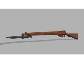 playmobil compatible ww2 Lee Enfield fusil baïonnette baïonnette Britanique allemand pistolet playmobil fusil Etats Unis guerre ww2