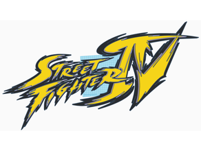 street fighter iv logo hd capcom streetfighter street fighter