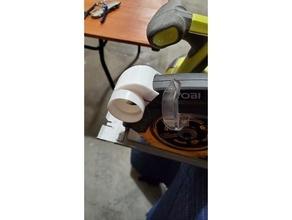 ryobi shopvac adapter tools woodshop