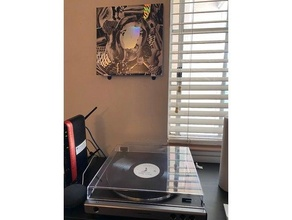 vinyl record wall mount playing music record sleeve turntable vinyl vinyl holder vinyl record wall hanger wall mount