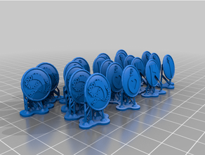 jaws lion - class tokens gloomhaven jaws lion