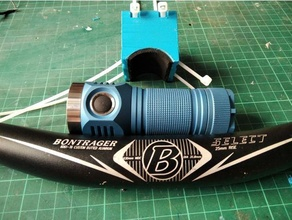 bike flashlight 26650 mount bar 318mm 26650 led flashlight holder holder bicycle light holder customized emisar emisar d4sv2 flashlight flashlight holder mounting bracket