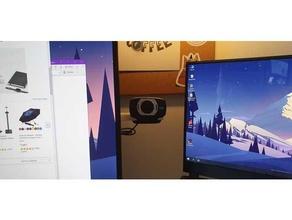 nascosta webcam montare tenere controllo logitech logitech c615 logitech webcam webcam montare