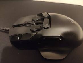 swiftpoint mezzo taglia polpastrello pulsante pulsante artiglio personalizzato topo