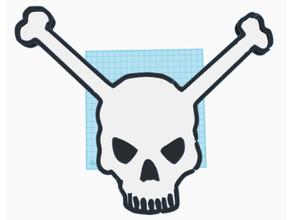 mst3k lune 13 crâne logo hd mst3k