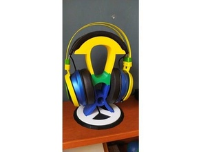 Kopfhörer Headset Stand Overwatch add on