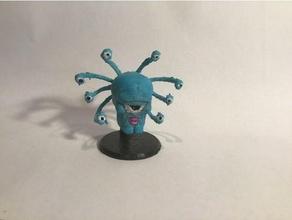 handsome beholder remix beholder dd dnd dnd miniature dungeons dragons handsome handsome squidward miniature squidward