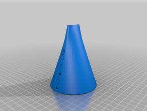 l'eau distributeur cône v1 cône distributeur