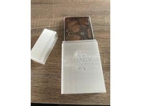 legado dragonholt tarjeta caja