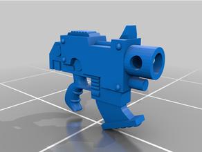 fixation pistolet boulon miniature