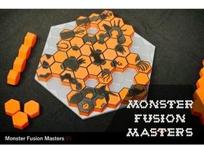 Monster Verschmelzung Meister v1 Tafel Spiel Brettspiel Schach Schach Tafel Spiel Puzzle