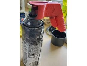 spray handle trigger sprayer spray spray paint tool