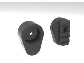 airsoft ar15 valores adaptadores airsoft airsoft accesorios ar15 buffer tubo iap ris carril valores