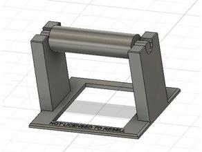 rollo termico stampante carta mandrino titolare supporto rollo