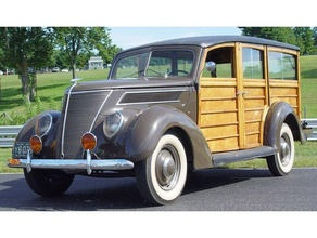ford v8 deluxe station wagon 1937 1935 1936 1937 1938 1939 1940 1941 1942 30s 40s american car car deluxe ford ford v8 station station wagon v8 engine wagon wargame ww2