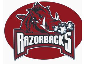 razorbacks logo hd fútbol fútbol equipo Deportes