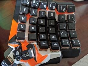 clé casquette ensemble cerise mx Cerise keycap clavier keycaps