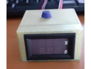 variable voltage dc power supply ammeter ammeter dcdc converter power supply variable variable voltage voltmeter