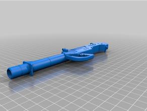 xm 35 baz Zubehörteil Gewehr Gundam Modell Hobby Rahmen Modell