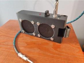 doble altavoz portátil guitarra amperio amplificador eléctrico guitarra guitarra guitarra amperio música portátil amplificador