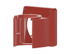Drachen hotend 35mm Ventilator Leichentuch 35mm Clip Drachen Ventilator hotend Leichentuch