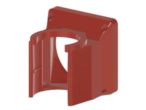 v6 hotend 35mm Ventilator Leichentuch 35mm Clip Ventilator Leichentuch v6 hotend
