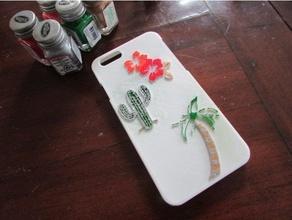 iphone 6 tropical Cas gaine Hawaii hawaïen iphone iphone 6 téléphone tropical